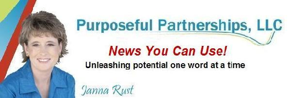Purposeful Partnerships News You Can Use