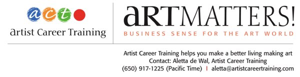 Artist Career Training Masthead