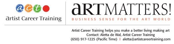 Artmatters New Masthead