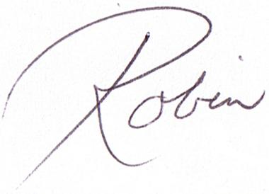 Robin Signature Image
