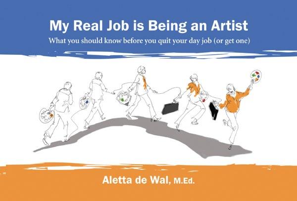 Aletta's Book PostCard