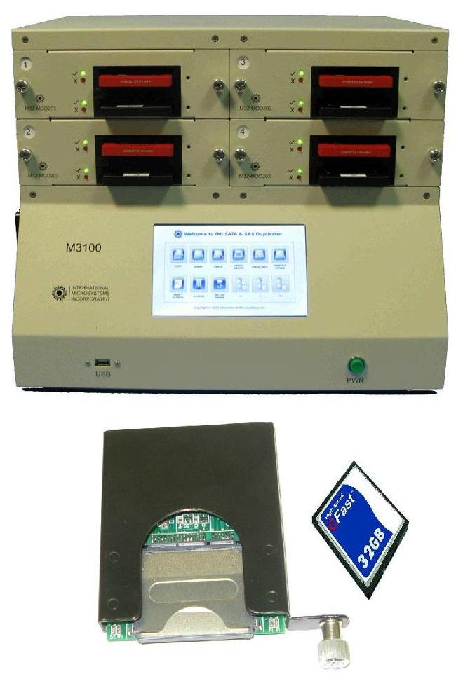 CFAST Duplicator