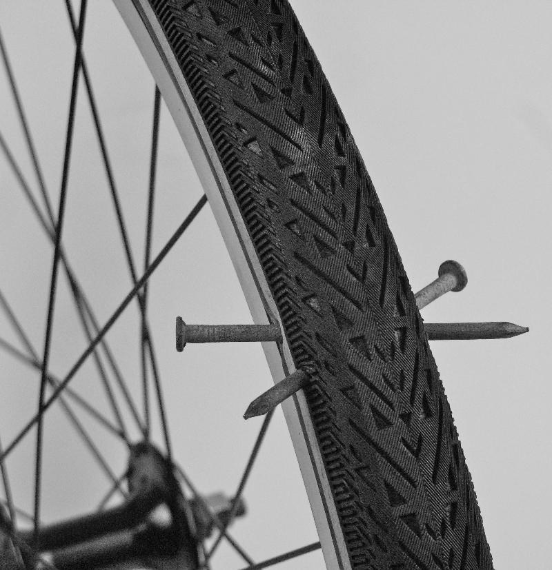 Airless Moutain Bike Tire - Mountain Biking