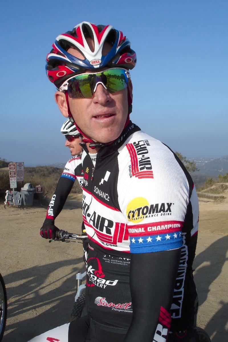 SuperBike Champ Ben Bostrom Joins Sho-Air Mountain Bike ...