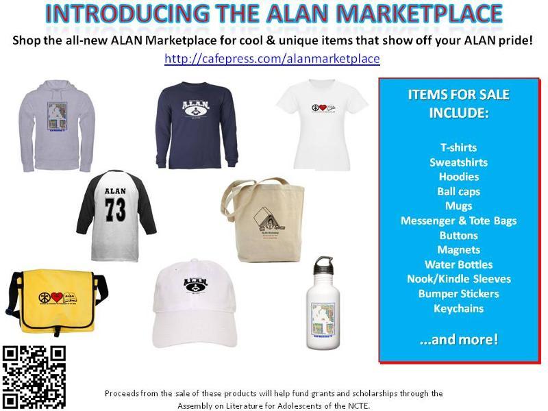 ALAN Merchandise