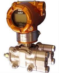 Azbil DP transmitter