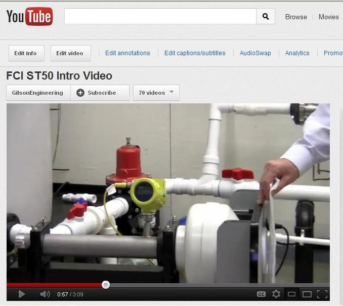 ST75 video presentation