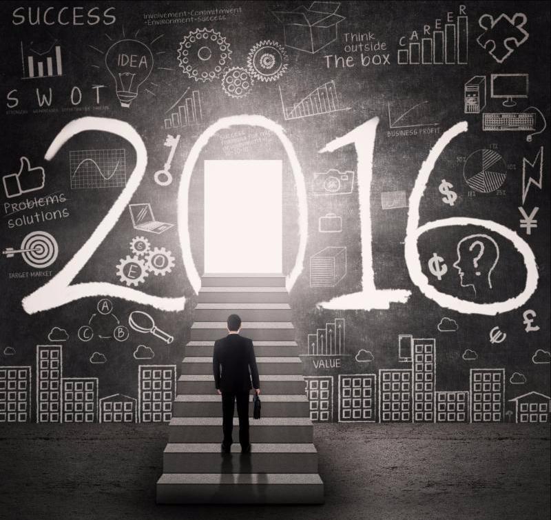 Climbing toward 2016