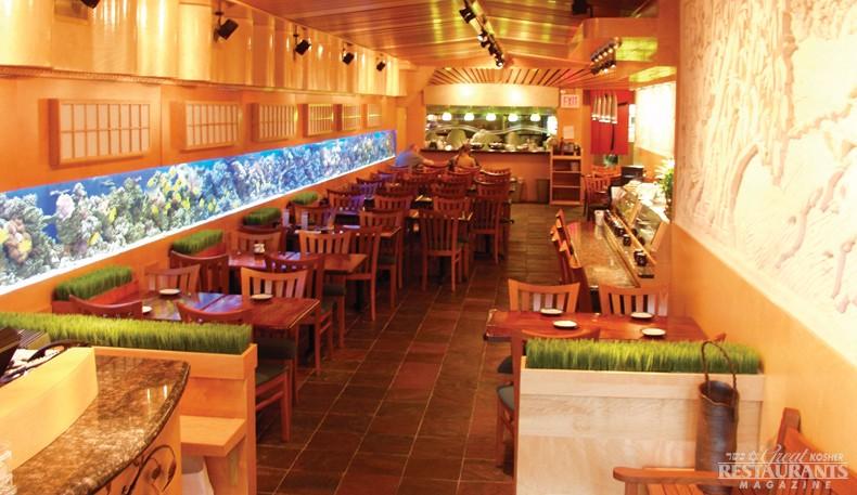 Sushi Metsuyan Still Open