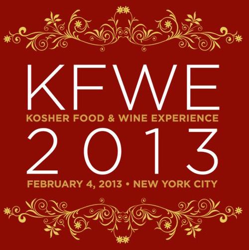 Kosher Food Wine Experience 2013