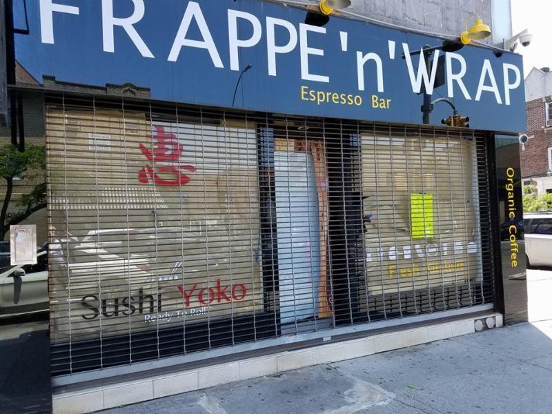 Frappe N Wrap