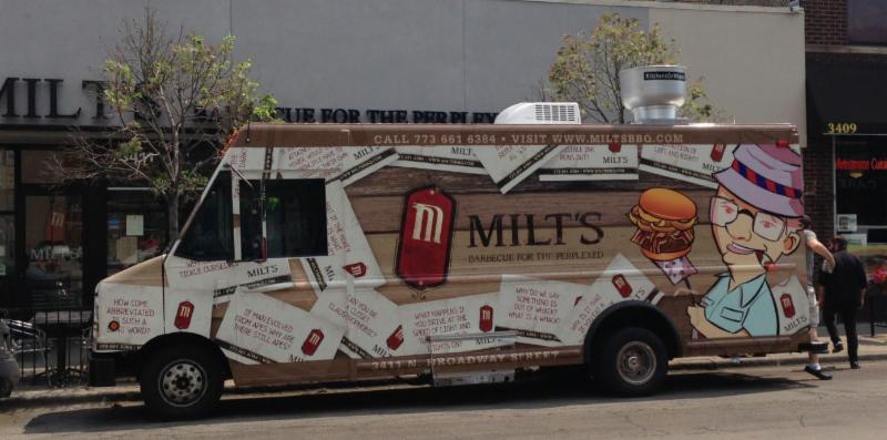 Milt's Food Truck