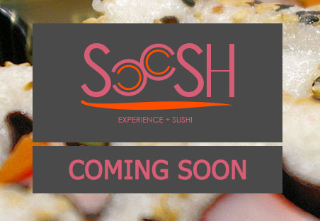 Soosh Restaurant Opening in Stamford, CT