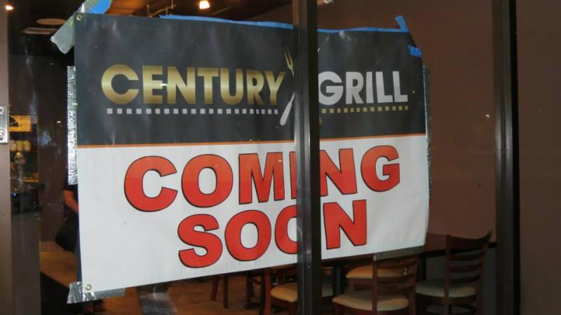 Century Grill Opening Across from Century Village in West Boca