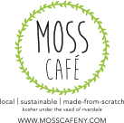 Moss Cafe at Wave Hill