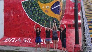 O-H-I-O in Brazil