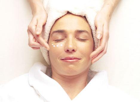 Relaxing facial