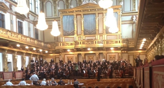 MYSO IN MUSIKVEREIN 2012