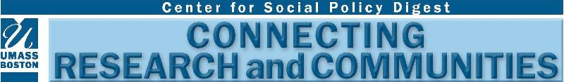Connecting Research and Communities Header