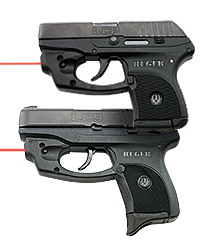 CenterFire laser series for Ruger LCP and LC9