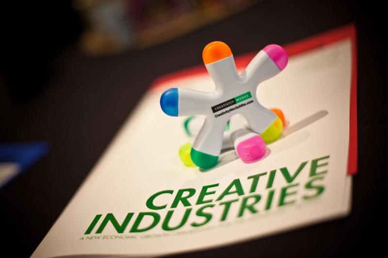 Creativity Works! Moving Forward