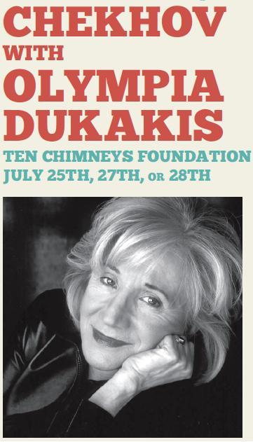 Ten Chimneys Event