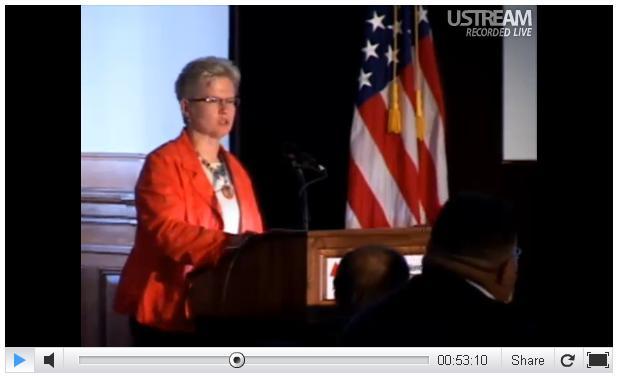 Christine Harris Video