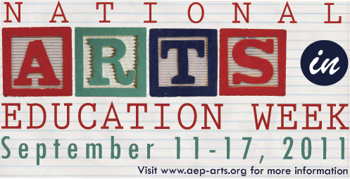 Arts in Education Week 2011