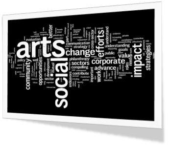 Arts Word Cloud