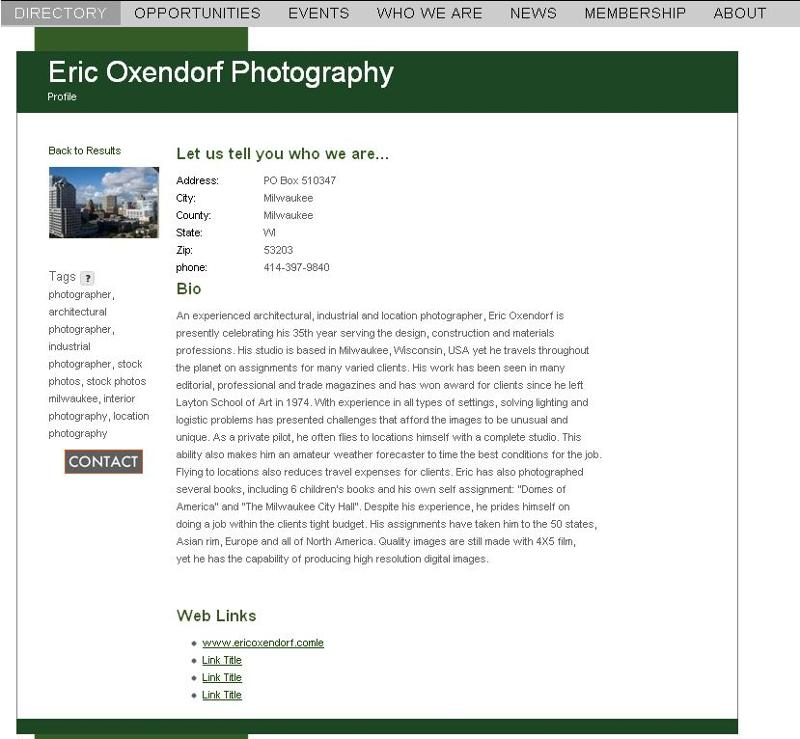 Eric Oxenford Photography