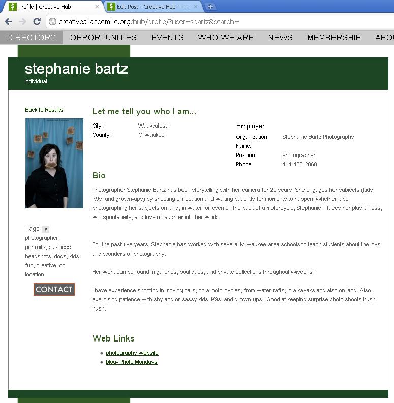 Directory Profile