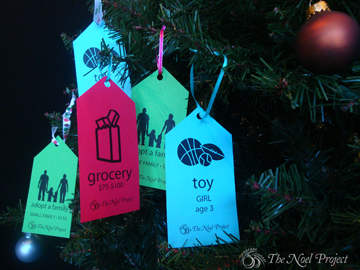 Noel Project Tags