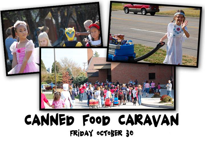 Canned Food Caravan