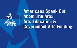 Americans Speak Out about Arts Education