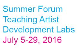 Lincoln Center Education_ Summer Forum