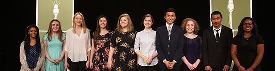 Poetry Out Loud National Finals video