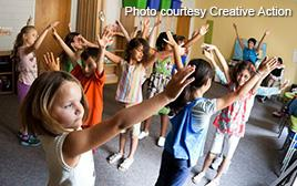 Arts and Early Childhood Education