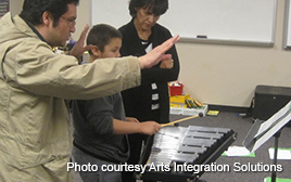 Teaching Math through Music Grants