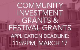 Arts Commission Grants