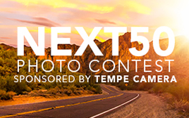 Next50 Photo Contest winner