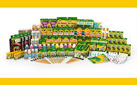 Crayola Creative Leadership Grants
