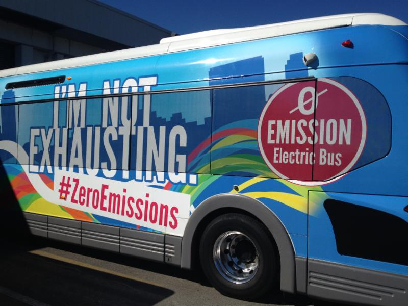 Electric Bus for Tallahassee