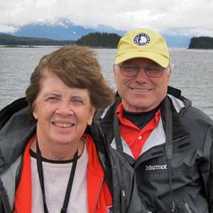 The Crouses in Alaska