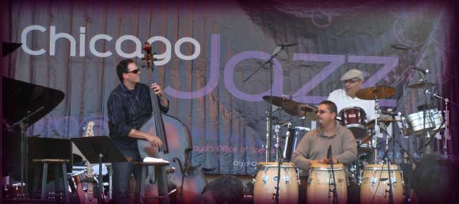 Chicago Jazz Festival Header