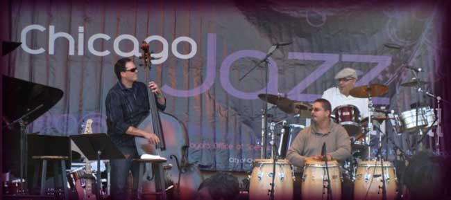 Chicago Jazz Festival Header