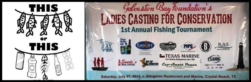 Galveston Bay Foundation tourney