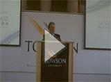 President Caret Video