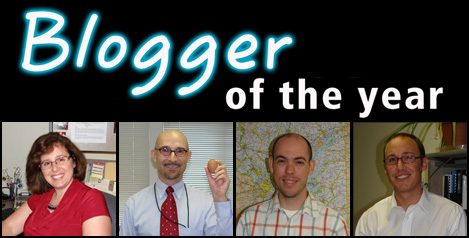 blogger of the year nominees