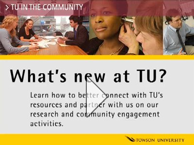 tu in the community video