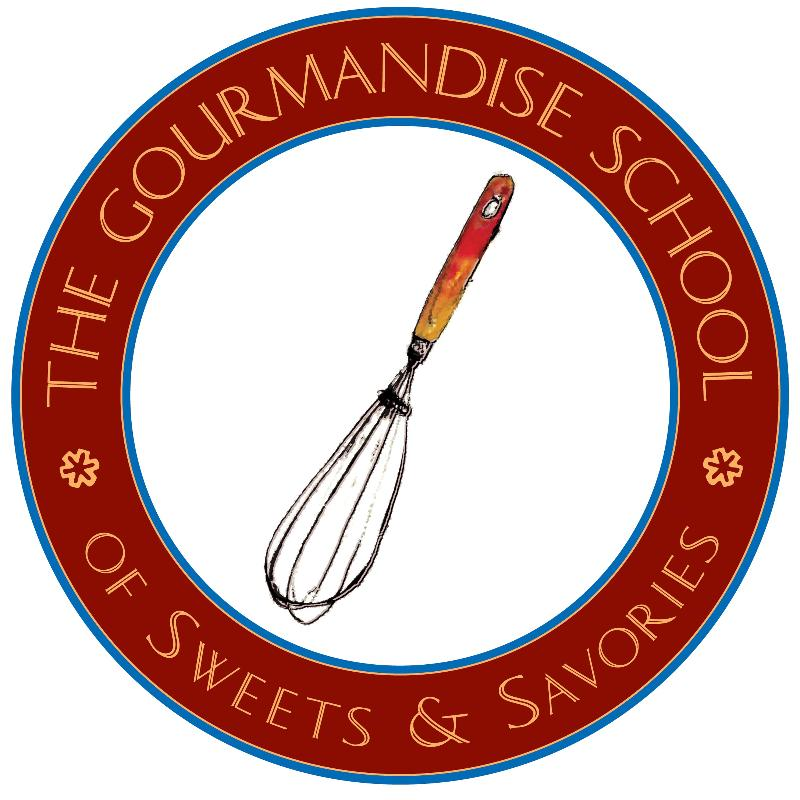 The Gourmandise School Logo